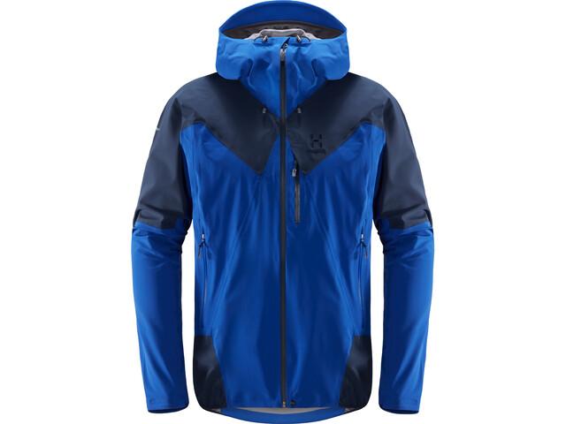 Haglöfs L.I.M Touring PROOF Jacket Herr cobalt blue/tarn blue